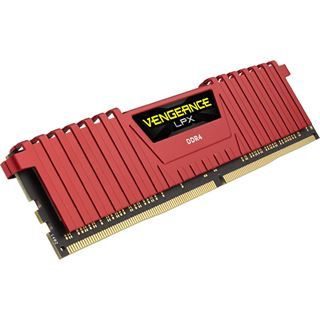 8GB Corsair Vengeance LPX rot DDR4-2400 DIMM CL16 Single