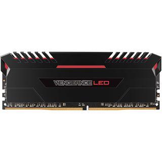 32GB Corsair Vengeance LED rot DDR4-2666 DIMM CL16 Dual Kit