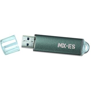 128 GB Mach Xtreme Technology Pen Drive schwarz USB 3.0