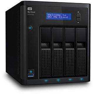 WD My Cloud Pro PR4100 8 TB (4x 2000GB)