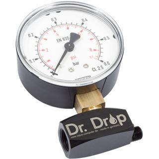 aqua computer Dr. Drop Druckprüfgerät inklusive Luftpumpe