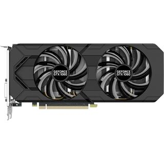 6GB Gainward GeForce GTX 1060 Aktiv PCIe 3.0 x16 (Retail)
