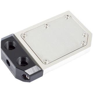 Aqua Computer Wasserkühler für kryoM.2, vernickelt
