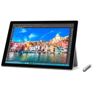 "12.3"" (31,24cm) Microsoft Surface Pro 4 SU4-00003 WiFi / Bluetooth V4.0 1000GB SSD silber"