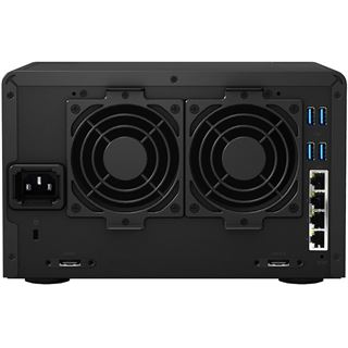 Synology DiskStation DS1515+ 10 TB (5x 2000GB) WD Red für NAS