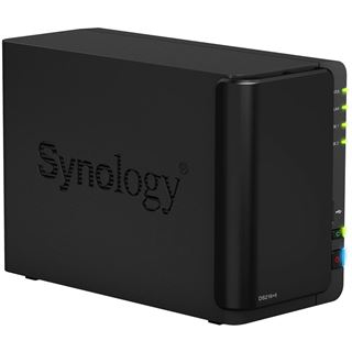 Synology DiskStation DS216+II 12 TB (2x 6000GB) WD Red