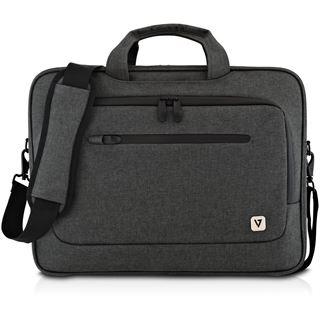 "V7 15.4"" (39,12cm) Laptoptasche nylon grau"