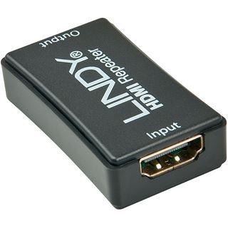 Lindy HDMI Extender/Repeater über HDMI Kabel bis 50m