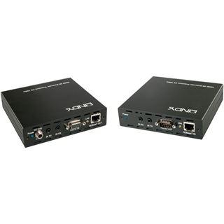 Lindy HDMI 4K Dig. Signage Extend C6 100m 10/100, RS232, PoE 100m