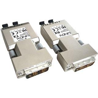 Lindy DVI-D Extender 500m Fiber/LWL 2x Duplex LC (50Ám) Multimode