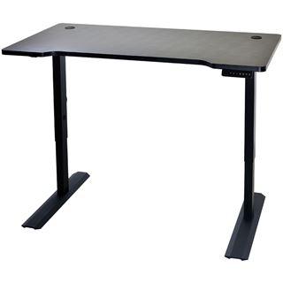 Lian Li DK-12X Schreibtisch höhenverstellbar schwarz