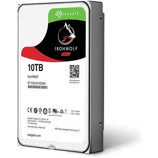 "10000GB Seagate IronWolf ST10000VN0004 256MB 3.5"" (8.9cm) SATA 6Gb/s"