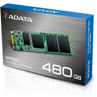 480GB ADATA Premier SP550 M.2 2280 SATA 6Gb/s TLC Toggle (ASP550NS38-480GM-C)