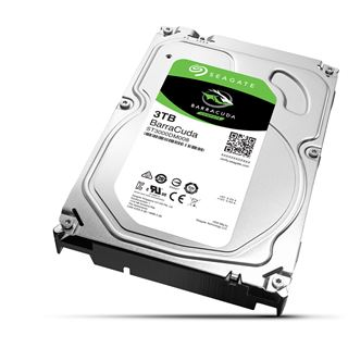 "3000GB Seagate BarraCuda ST3000DM008 64MB 3.5"" (8.9cm) SATA 6Gb/s"