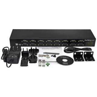Startech 16-Port USB-Seriell Adapter Hub