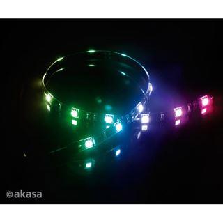 Akasa Vegas MB LED-Strip, 15 LEDs, 50 cm - RGB