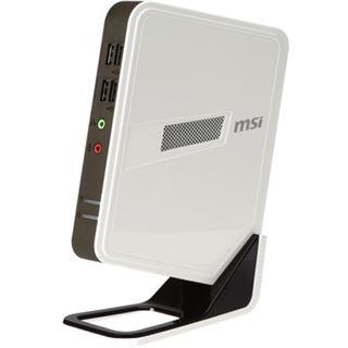 MSI WIND BOX DC111 W10372GXXDX81MB 1037U/2GB/64SSD/HD/W10