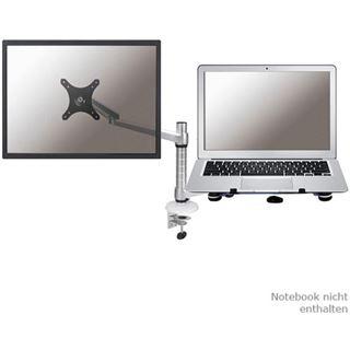 "Newstar TIS 10""-30"" 1TFT+Notebook Silber 10KG FPMA-D300Noteb"