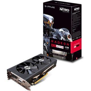 4GB Sapphire Radeon RX 470 Nitro+ Aktiv PCIe 3.0 x16 (Retail)