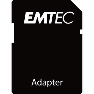 64 GB EMTEC ECMSDM64GX microSDXC Class 10 Retail