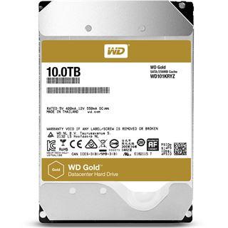 """10000GB WD Gold WD101KRYZ 256MB 3.5"""" (8.9cm) SATA 6Gb/s"""