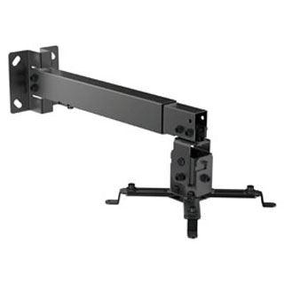Equip Projector universal Wandhalterung schwarz bis 20kg