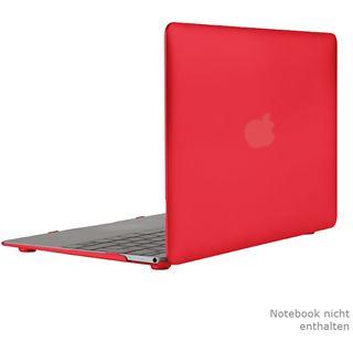 """LogiLink Schutzhülle für 11"""" MacBook Air kirschrot"""