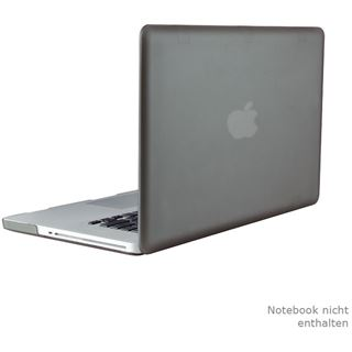 """LogiLink Schutzhülle für 13"""" MacBook Pro stahlgrau"""