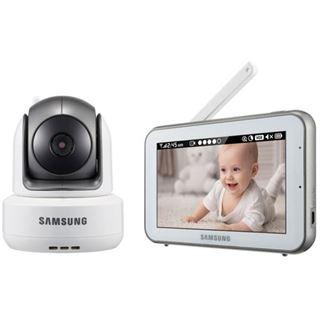 "Samsung 5,0"" LCD Videobabyphone Pan Tilt Zoom SEW-3043"