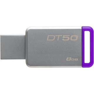 8 GB Kingston DataTraveler DT50 violett USB 3.0