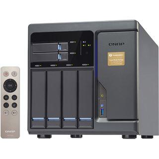 QNAP Turbo Station TVS-682T-I3-8G ohne Festplatten