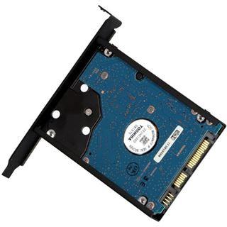 """Lindy Slotblech-Einbaurahmen für 2,5"""" HDD/SSD"""