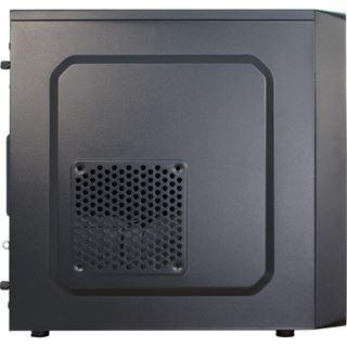 Inter-Tech MA-01 Midi Tower 500 Watt schwarz
