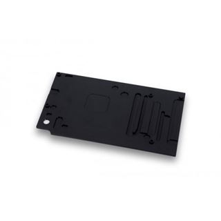 EK Water Blocks EK-FC RX-480 Backplate - schwarz