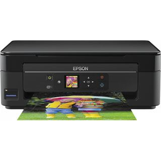 Epson Expression Home XP-342 Tinte Drucken / Scannen / Kopieren Cardreader / USB 2.0 / WLAN