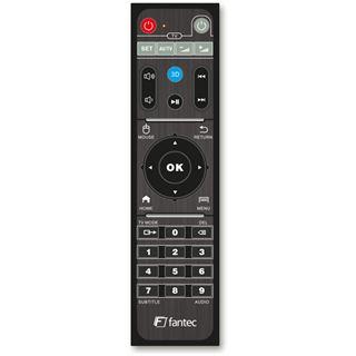 "Fantec 4KP6800 4K HDR & 3D Android Smart TV Media Player mit 3,5"" SATA Schacht"