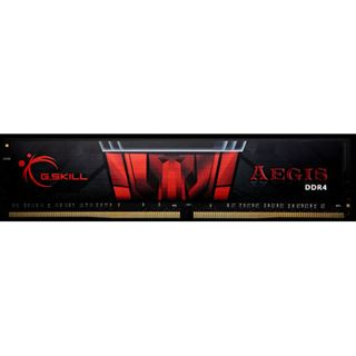 32GB G.Skill Aegis DDR4-2400 DIMM CL15 Dual Kit
