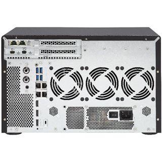 QNAP Turbo Station TVS-1282T-I5-16G ohne Festplatten