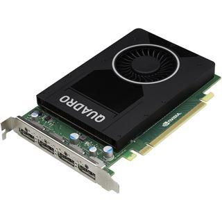 4GB Fujitsu Quadro M2000 Aktiv PCIe 3.0 x16 (Retail)