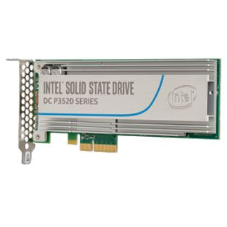 "2000GB Intel DC P3520 2.5"" (6.4cm) PCIe 3.0 x4 32Gb/s 3D-NAND MLC Toggle (SSDPE2MX020T701)"