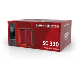 Swisstone SC 330 rot