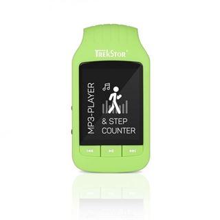 TrekStor i.Beat jump MP3-Player 8GB grün/schwarz