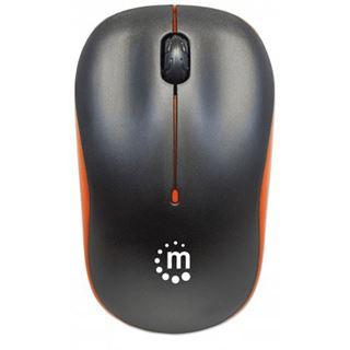 Manhattan Success USB schwarz/orange (kabellos)