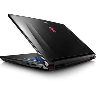 """Notebook 17.3"""" (43,94cm) MSI GE72VR-6RF16H11"""
