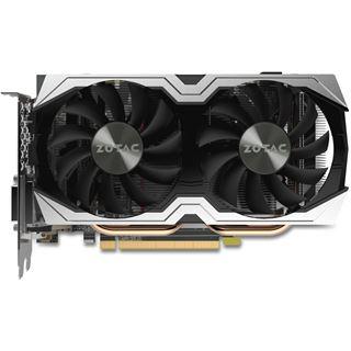 8GB ZOTAC GeForce GTX 1070 Mini Aktiv PCIe 3.0 x16 (Retail)