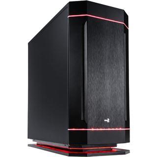 AeroCool DS 230 schallgedämmt Midi Tower ohne Netzteil schwarz
