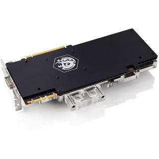 BitsPower Nvidia GTX 1080 ROG STRIX Acrylic (Clear) Wasserkühler