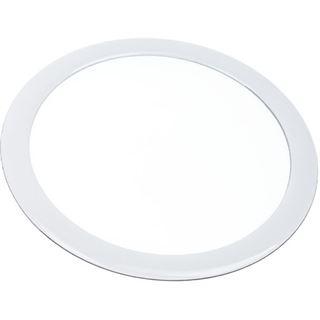 DEMCiflex Staubfilter 120mm, rund - weiß/weiß