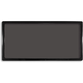 DEMCiflex Staubfilter Fractal Design R5 3-Vent Top - schwarz/schwarz