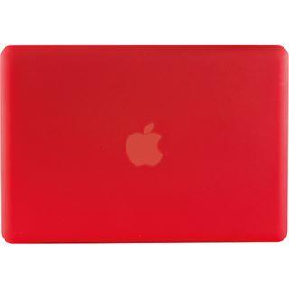 """LogiLink Schutzhülle für 15"""" MacBook Pro, kirschrot"""